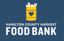 Hamilton County Harvest Food Bank Logo